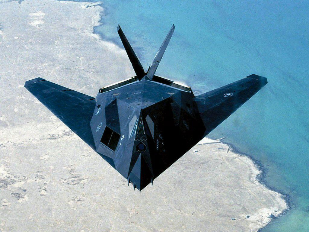 What is stealth communication stealth bomber
