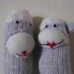 Sock Monkey Charmers