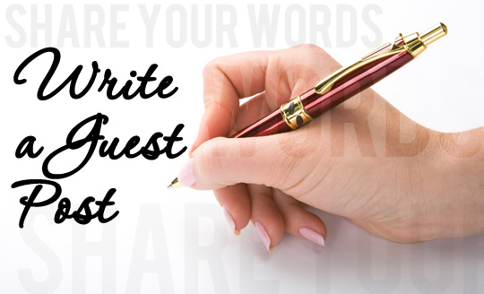 Let's Publish Your Guest Post